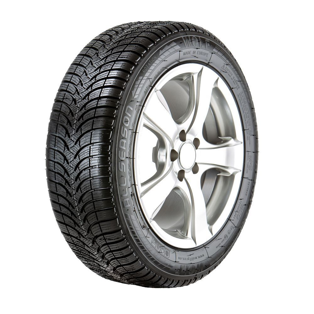 WOLF NORD – 205/55R16 (M+S)