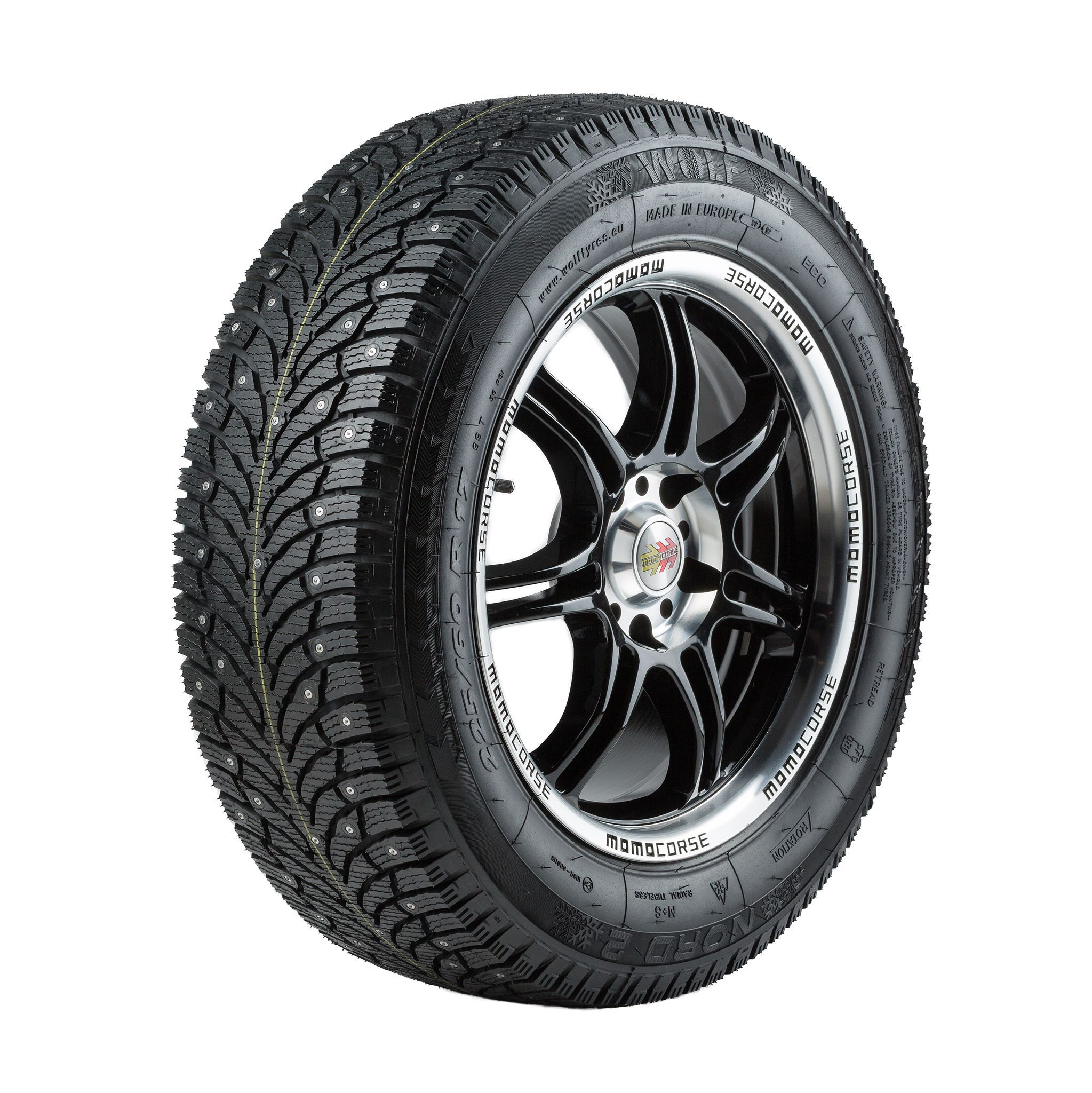 WOLF NORD 2  — 235/65R17 104T (Naastrehvid)