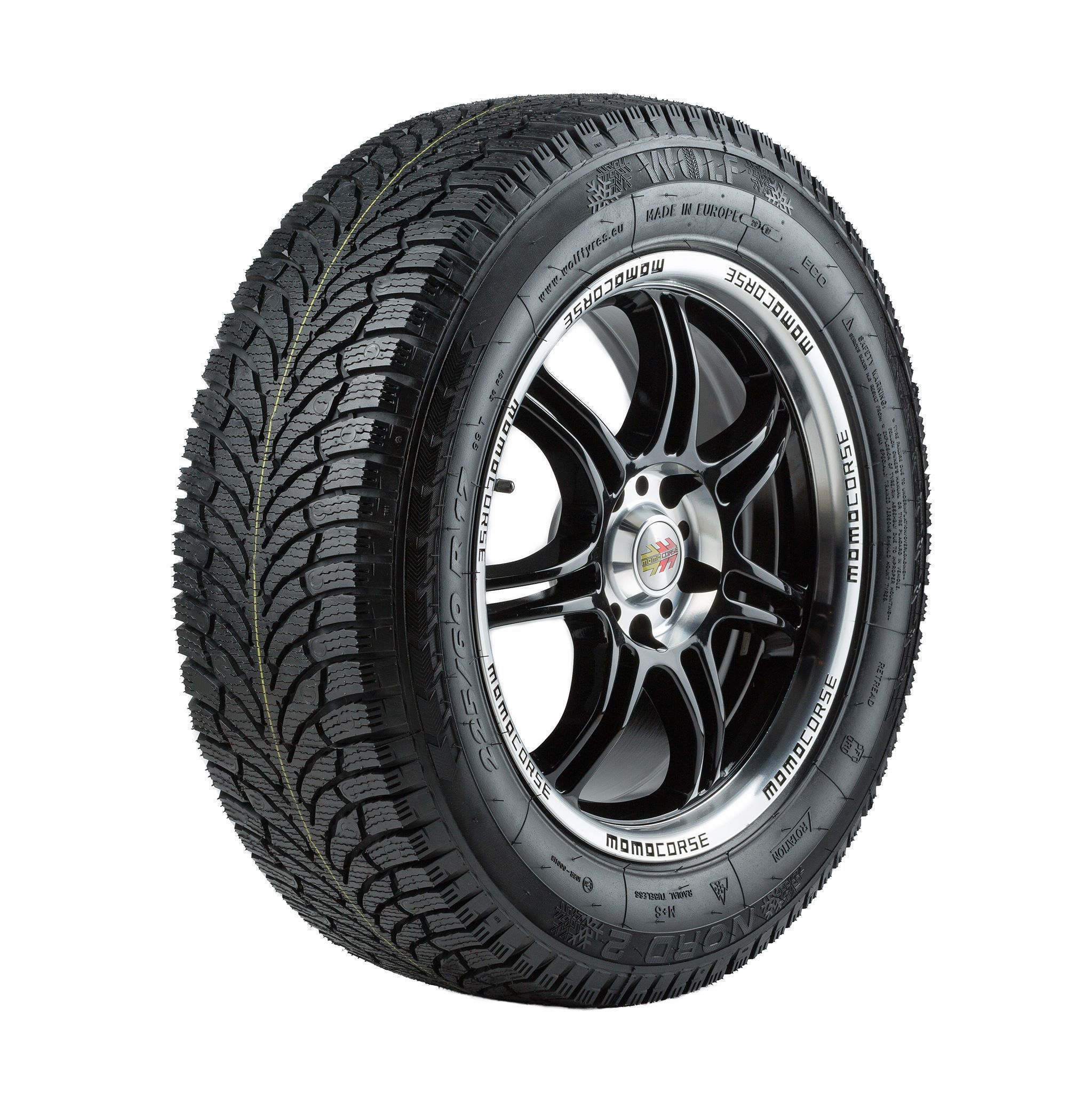 WOLF NORD 2  — 225/60R17
